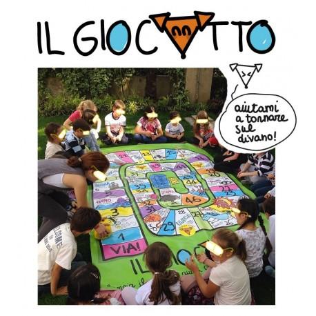 Giocotto | Maxi tabellone gioco dell'oca