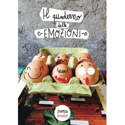 Quaderno delle Emozioni | Activity book