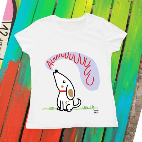 Auuu | T-shirt donna Burabacio