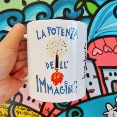 La potenza dell'immaginazione | Tazza colazione
