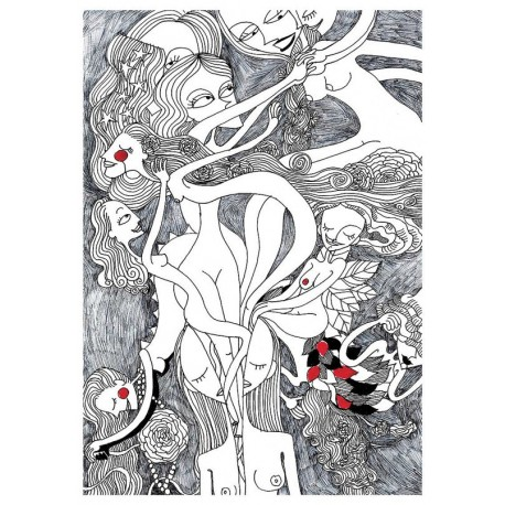 Donne in rinascita | Stampe | Burabacio