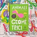 Animali Geometrici | Disegno, ritaglio e collage