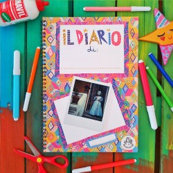 Diario di bordo | Activity book