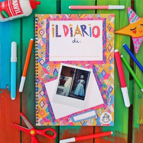 Diario di bordo | Activity book