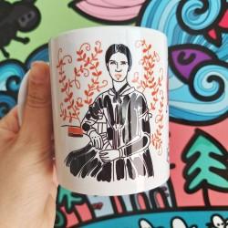 Educa un cuore (Emily Dickinson) | Tazza colazione