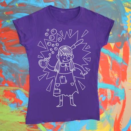 Scienziata Zombie | T-shirt donna