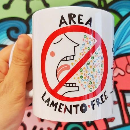 Area Lamento Free | Tazza colazione