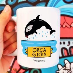 Orca Gioia | Tazza colazione