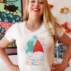 Voglio tornare a casa | T-shirt donna
