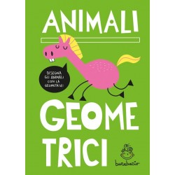 Animali Geometrici | Activity book
