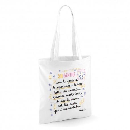 Sii gentile le persone, le esperienze e le cose belle   Shopper