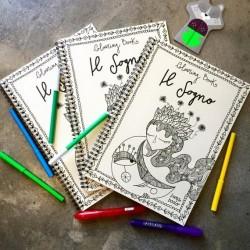 Il sogno | Coloring book
