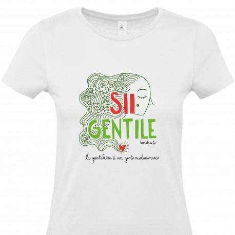 Sii gentile con te stessa  T-shirt