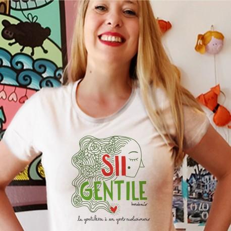 Sii gentile con te stessa| T-shirt