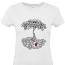 Albero della Vita | T-shirt donna Burabacio