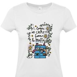 Sogni nel cassetto | T-shirt donna