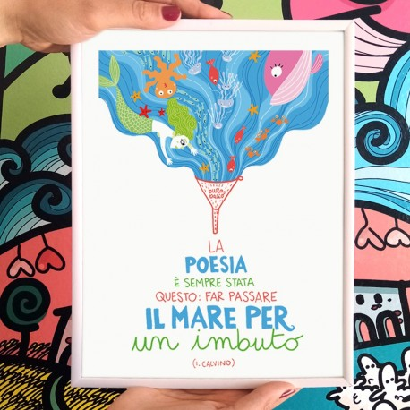 Poesia   Stampa