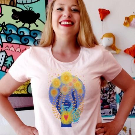 Scintille di magia   T-shirt donna