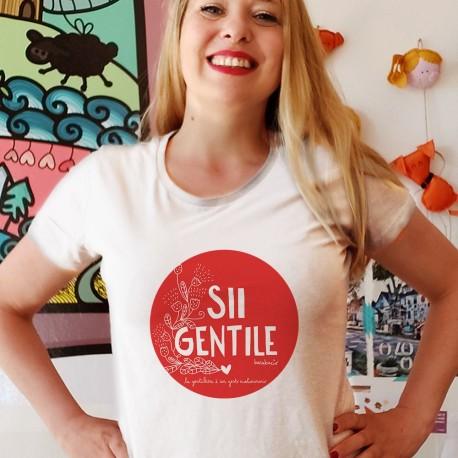 Sii gentile con chi ami   T-shirt