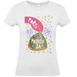 Porta pazienza   T-shirt donna