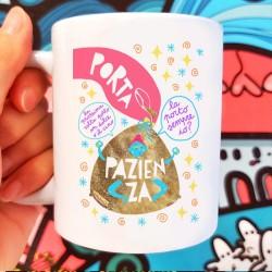 Porta pazienza | Tazza