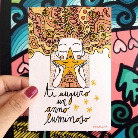 Anno luminoso | Stampe & biglietti