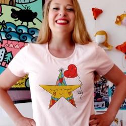 Stella | T-shirt donna Burabacio