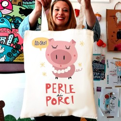 Perle ai porci - Shopper Burabacio