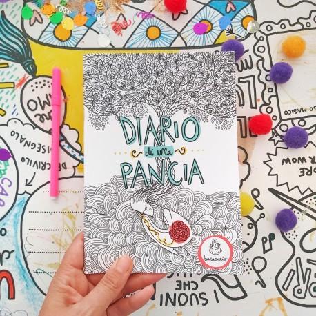 Diario di una pancia | Quadernino