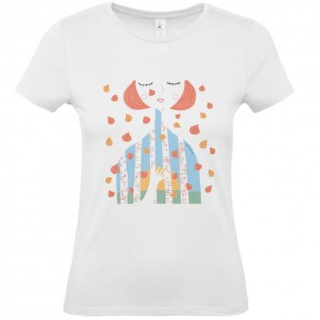 Autunno | T-shirt donna Burabacio