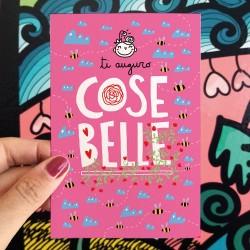 Cose Belle | Biglietto di auguri