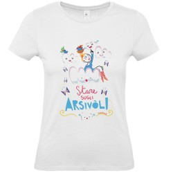 Arsivòli | T-shirt donna