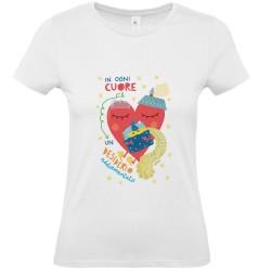 In ogni cuore c'è un desiderio addormentato | T-shirt donna