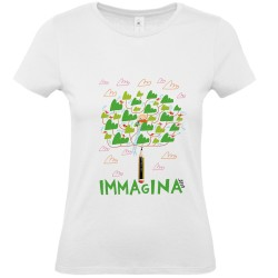 Immagina | T-shirt donna Burabacio