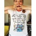 I sogni nei cassetti fanno la muffa | T-shirt donna