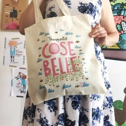 Cose Belle | Borsa shopper in cotone