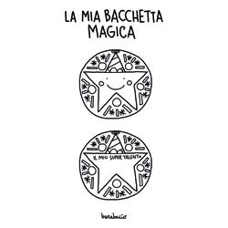 bacchett magica